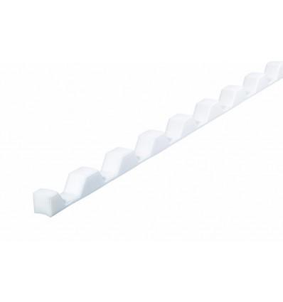 Skumtætning t/klar & opal trapez profil 76/18