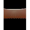Aluflex inddækning 32cm x 5meter - Rød