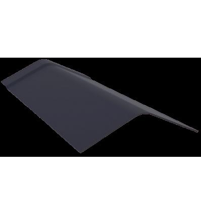 Cembrit Vinkelrygning 30cm flig sort