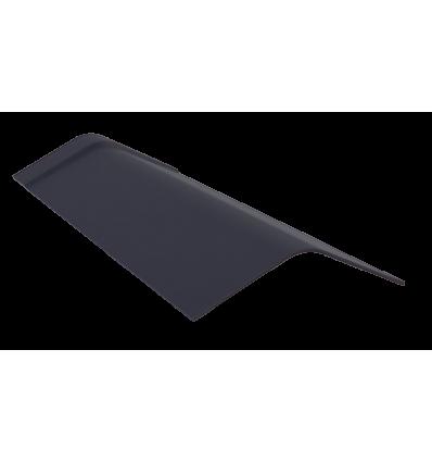 Cembrit Vinkelrygning 24cm flig sort