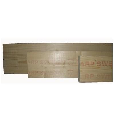 45x195 mm spærtræ C18 op til 540cm