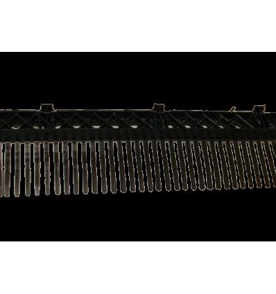 Fuglegitter m/ventilation 1m