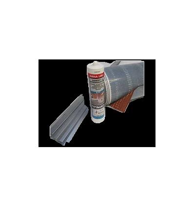 Skorstensinddækning - Rød pakke