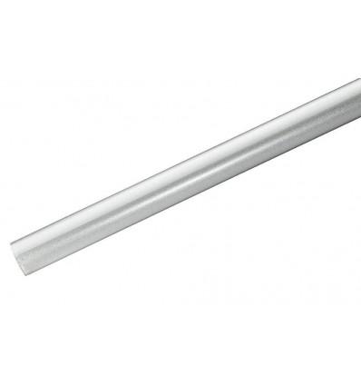 Nedløbsrør ø75 mm 3,0 meter aluzink