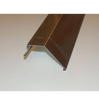 Bygtjek Sternkapsel lang/skrå 35 x 30 x 1000 x 60mm