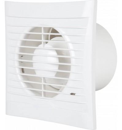 Fresh S100ht ventilation fugt & timerstyret hvid