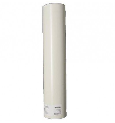 Fresh murrør ø100mm - 50cm hvid