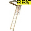 LWK komfort36 lofttrappe - 280cm 4-segmenter