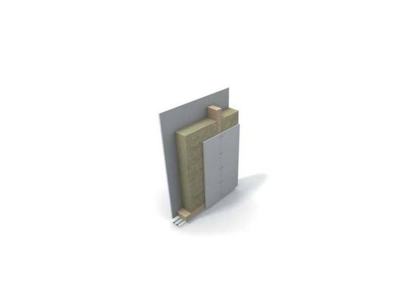 Paroc UNS 37z isolering 45mm 560x960mm -7,63m2 pr. pak
