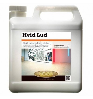 Faxe Lud hvid 1 liter