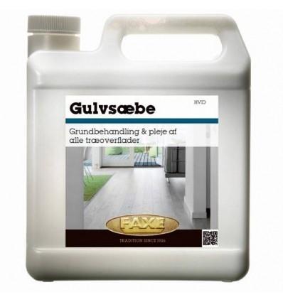 Faxe Gulvsæbe hvid 2,5 liter