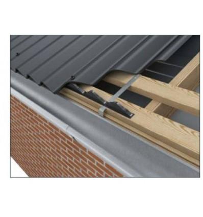 Cembrit plastudhængsklods b6 M/ventilation m/rille