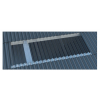 Rodena B6 ovenlysplade PVC 108,6x122cm