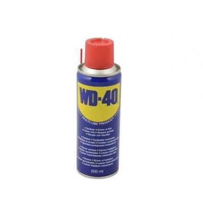 Wd40 rustopløser 200 ml