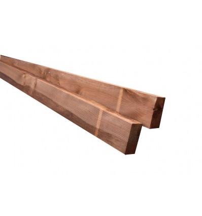 45x95 mm reglar brunimprægneret NTR-AB ej C18