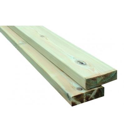 45x120 mm reglar trykimprægneret NTR-AB ej C18