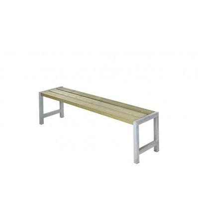 Plus Plankebænk 38x176x44cm