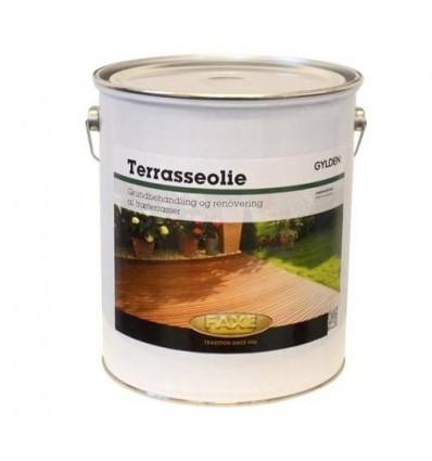 Faxe Terrasseolie gylden 5 liter