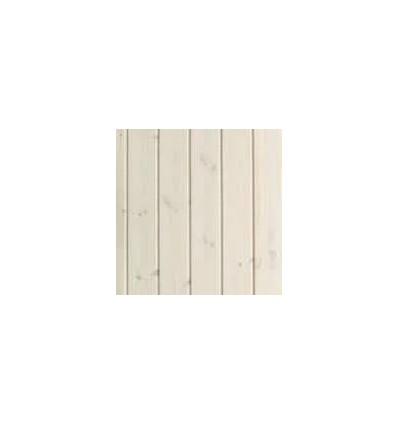 19x125 mm lud/voksbehandlet profilbrædder A.sortering