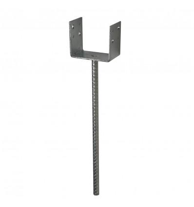 PN Stolpebærer U-profil 40cm