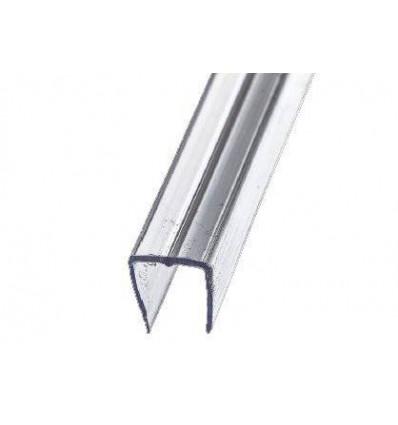 U-profil til termotag 300cm