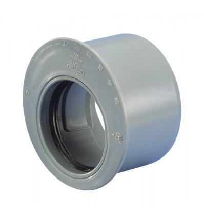 Reduktion 75 mm 110 mm pvc