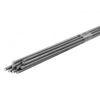 Skalflex rustfri armering ø6mm - 300cm
