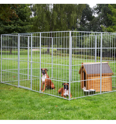 Hundegård lille model