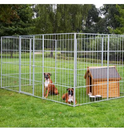 Hundegård stor model