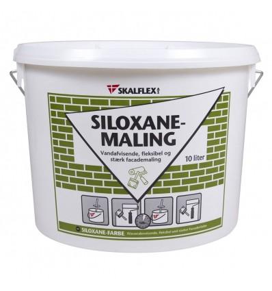 Siloxane facademaling, specialfarver