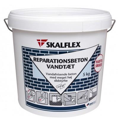 Skalflex reperationsbeton - vandtæt