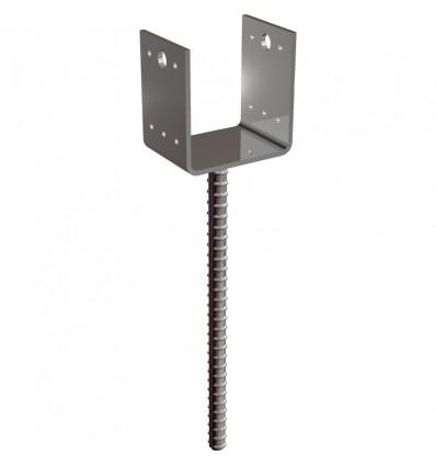 PN Stolpebærer U-profil 20cm
