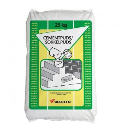 Skalflex Cementpuds/sokkelpuds 25kg
