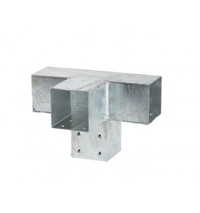 Plus Cubic forlængerbeslag dobbelt til 90mm stolpe