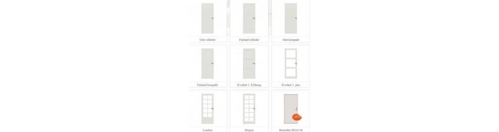 Indvendige døre